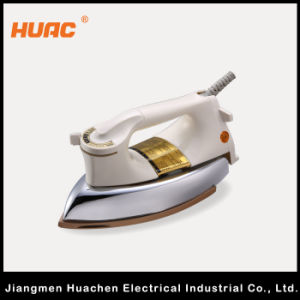 Home Appliance 1.7kg Dry Heavy Iron Box
