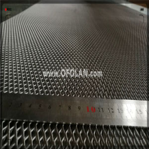 Titanium Mesh with Diamond Hole for Desalination Filter pictures & photos