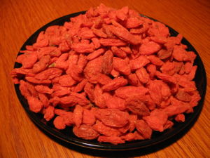 Best Red Dried Goji Berry