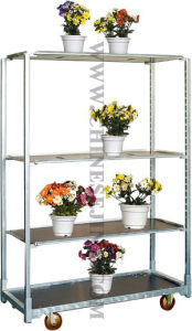 Agricultural Carts, Flower Trolley, Display Carts, Flowers Carts (JT-D05) pictures & photos