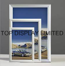 18 X 24 Poster Frame for Wall, Snap Open, 25mm Profile - Black pictures & photos