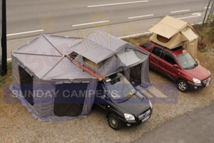 roof top tent wing awning caravans campers pictures & photos