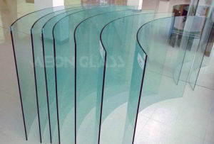 3-19mm Curved Tempered Glass pictures & photos