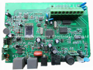SMT of PCBA in DVD with Box Building and Cable&Harness Assembly (PCBA-00059-BQC)