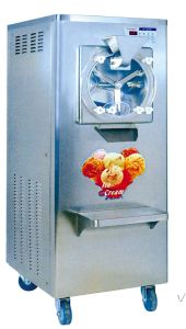 Vertical Hard Ice Cream Machine (BQL-HS18) pictures & photos