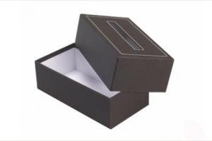 Pu Leather Luxury Tissue Box Cover Holder Pb032