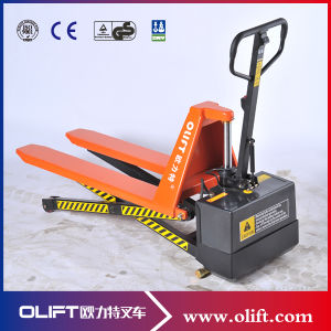 High Lift Scissor Lift Pallet Truck