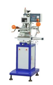 Plane and Round Surface Semi-Auto Hot Stamping Machine