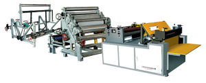 Single Face Automatic Corrugated Machine