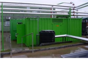 120kw Natural Gas Power Plant/ CHP Gas Generator Plant/ Cogeneration Gas Genset (KDGH120-GZ)