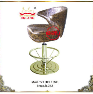 Casino Chairs Deluxe Brass Footrest (No 773 )