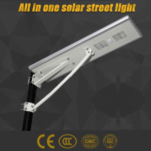 Integrated All in One Solar LED Automatic Lamp for Outdoor