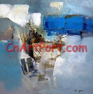 Abstract Painting (APOR0021)