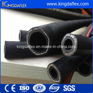 Flexible High Pressuse Rubber Hydraulic Hose (R1 R2) pictures & photos