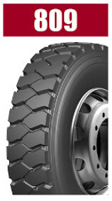 Heavy Load Brand Radial Truck Tire 809