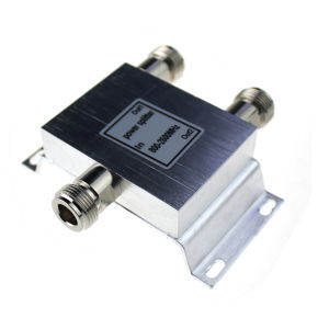 2 Way N-Type Power Divider Splitter 800~2500MHz for GSM CDMA 3G Signal Booster 17F03