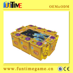 8 Seats Fishing Game Machines Coin Operated Fish Hunter Game pictures & photos