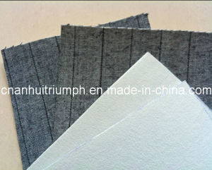 High Quality Nonwoven Fiber Fabric Insole Board pictures & photos