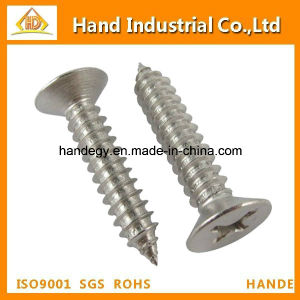 Fasteners Screw Csk Head Tapping Screw pictures & photos