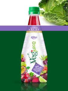 290ml Pet Bottle Vegetable Juice Drink pictures & photos