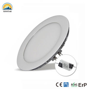 Integrated Structure 6W LED Downlight Round Panel