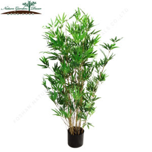 High Quality Mini Bamboo Plant for Home Decor Artificial Plants Trees