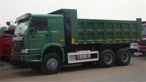 Sinotruk 290HP/336HP/371HP 25tons HOWO 6X4  Truck Tipper (ZZ3257M3241M) pictures & photos