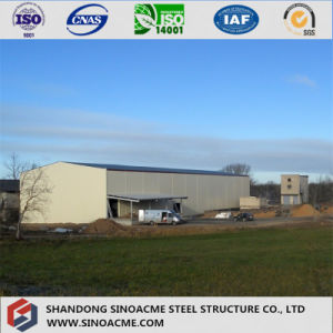 Sinoacme Prefabricated Light Structural Steel Workshop pictures & photos