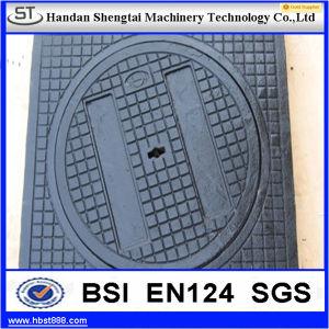 MBC SGS Inspection Composite Fireprooof Lockable Manhole Cover