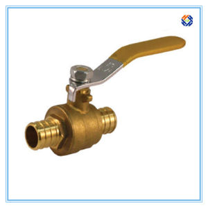 Bronze Casting Brass Ball Valve Factory Price pictures & photos