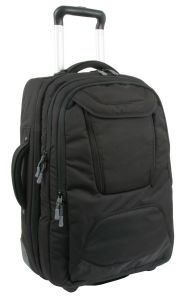 High Quality Luggage Laptop Trolley Backpack for Travel (ST7138) pictures & photos