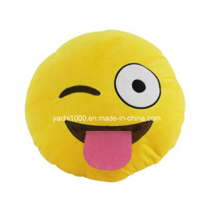Wholesale 2017 Hot Style Plush Toy Emoji Pillow pictures & photos
