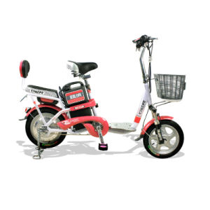 Fashion Simple Portable E-Bicycle