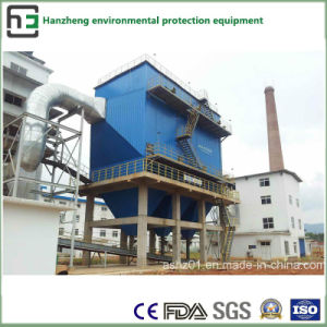 Wide Space of Top Vibration Electrostatic Collector-Furnace Dust Collector