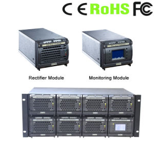 500A 12V Compact IGBT Power Source Rectifier for Plating, Air Cooling
