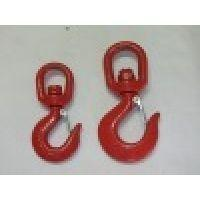 U. S. Swivel Hoist Hook with Latch pictures & photos