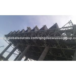 The Popular Steel Structure in China pictures & photos