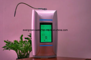 New Fashionable Household Alkaline Water Ionizers with Full Touch Panels