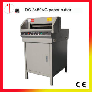 Offical Supplier! ! ! DC-8450vg 450mm Electric Paper Cutting Machine