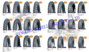 Hot Selling Motorcycle Tyres with New Patterns (275-18, 300-18)