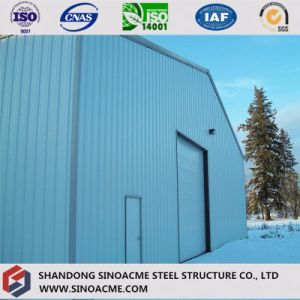 Sinoacme Portal Frame Metal Structure Warehouse pictures & photos