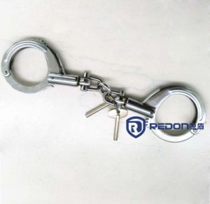 Strong Police Steel Handcuffs pictures & photos