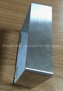 Custom Precision CNC Machining Part for Aluminum Shell
