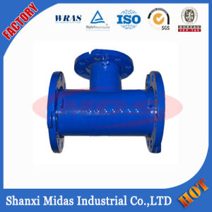 China Ductile Iron Flanged Pipe Fitting Manufacturer pictures & photos