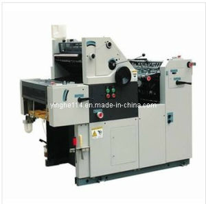 Easy Operate Single Color Offset Press Yh-47A pictures & photos