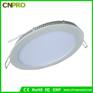 Round RohsCe Panel Lamp LED with Approval Cnpro 15W fgyb76
