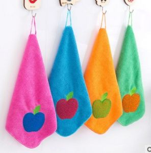 Square Printed Kitchen Hand Towel
