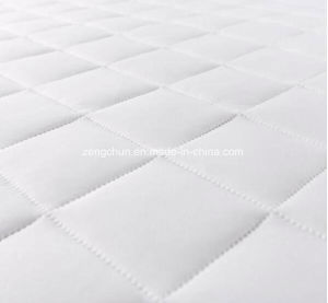 Diamond Fully Fitted Ultrasonic Quilted Cool Hypoallergenic Waterproof Mattress Protector pictures & photos