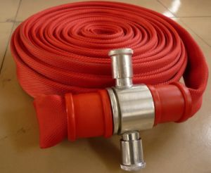 The Red TPU Fire Hose (DH--016H)