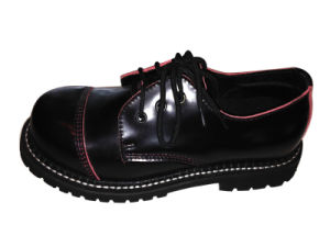 Steel Toe Leather Shoes pictures & photos